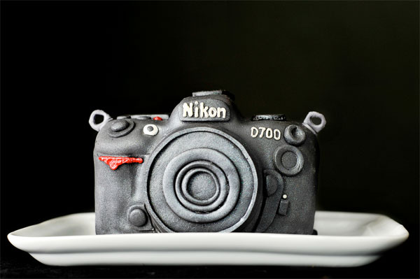 Nikon D700 蛋糕