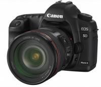 癮科技體驗會之 Canon 5D Mark II