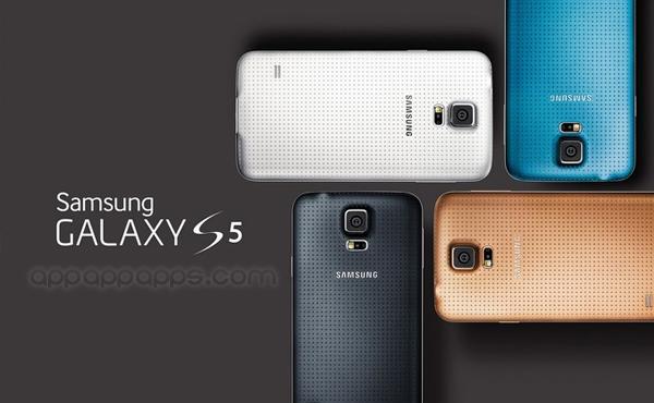 Samsung Galaxy S5: 防水機身設計改善, 心跳感應+指紋掃瞄及規格全面提升 [圖庫+影片]