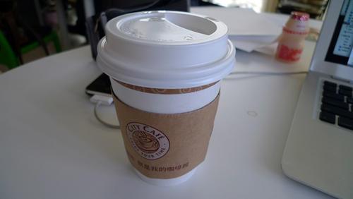 小七咖啡第二杯半價,到12/2日
