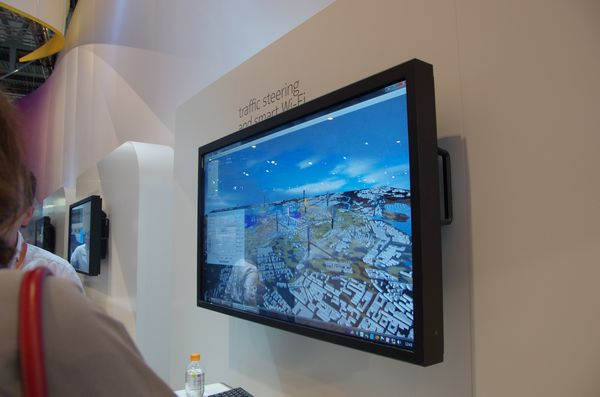 MWC 2014 :Nokia Networks 解說營運商級 LTE 與 WiFi 分流方案