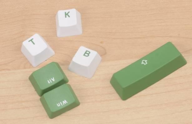 KBtalKing History 古式 二色成型印字鍵帽預購即將結束