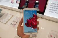 MWC 2014 : LG G Pro 2 G2 mini 動手玩, Knock Code 功能相當