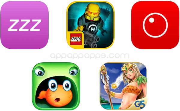 [24/2] iPhone / iPad 限時免費及減價 Apps 精選推介