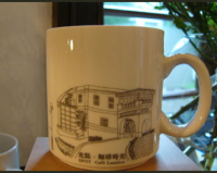 Note:買咖啡時光咖啡杯