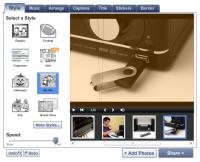 新的線上相簿分享服務photoshow