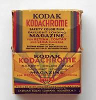 004 悲...Kodachrome快要「買不到」了...
