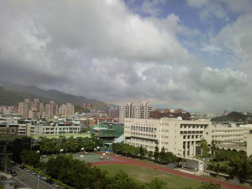 該高興的彩虹嗎?