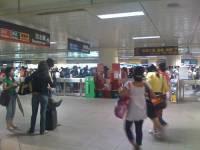 熱鬧的台北車站