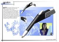這樣的USB筆的設計,我也不知道是好還是不好