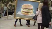 麥當勞的大麥克到底有多厲害?街頭分心惡作劇實驗
