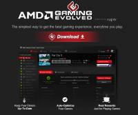 抗衡 GeForce Experience ? AMD 推出功能近似的 Gaming Evolved