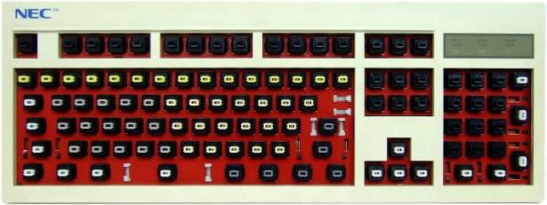 ■□▄▄ 六色十軸ALPS混軸鍵盤DIY ▄▄□■