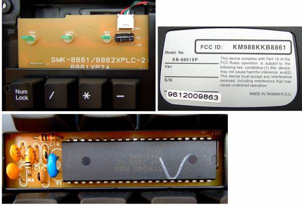 ▲[新鮮貨]台灣無售的黑左配MX黑軸鍵盤▲