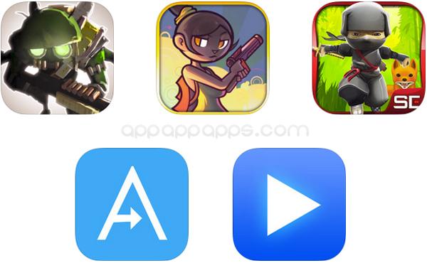 [20/2] iPhone / iPad 限時免費及減價 Apps 精選推介