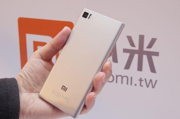 小米手機 3 WCDMA 台灣版正式發表,二月底官網首賣、三月電信通路開賣