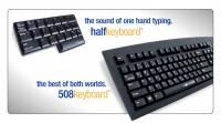 單手鍵盤的參考