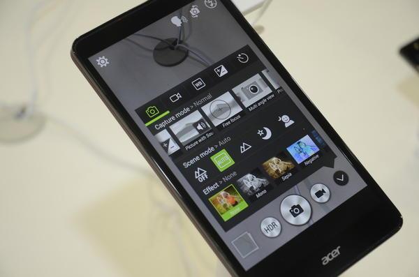Computex 2014:Acer的手機怎麼了?鴨子划水仍有很不錯的進步,由低至高四款新機定位分明,就看市場買不買單了