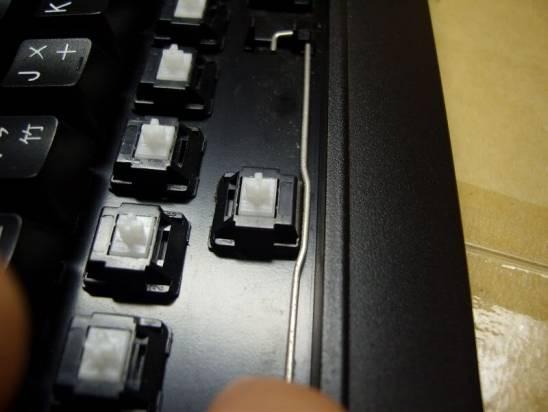 空白鍵卡鍵修復教學