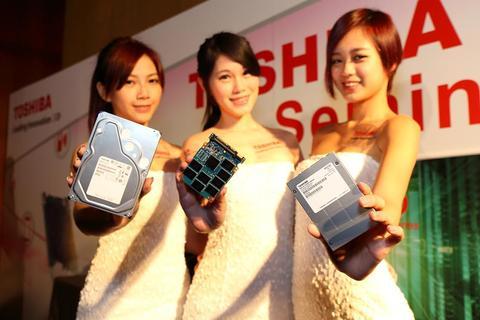 東芝在台發表多款儲存設備,包括企業級 SSD 與 5TB 大容量硬碟