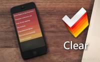 """Clear""最人氣創新To-Do備忘App: 破例免費 希望挽回用戶"