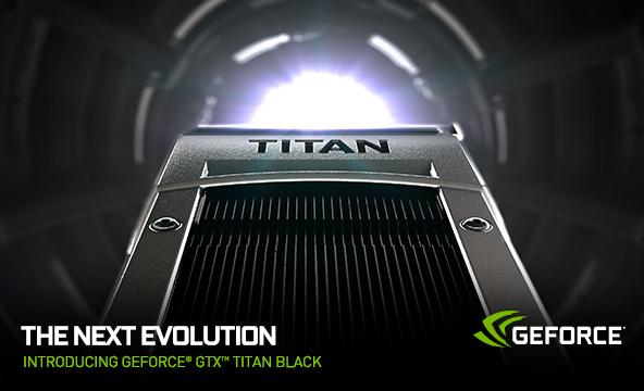 基於與 GTX 780 Ti 同樣的 GK110 晶片,NVIDIA 發表 GeForce GTX TITAN BLACK