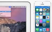 搶先加入新 iOS OS X 感覺: 下載 iOS 8 OS X Yosemite 吸引新桌布