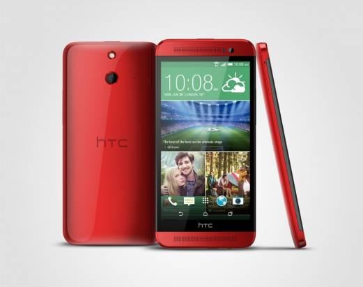 """膠殼版 HTC One M8: """"One (E8)"""" 讓你平玩頂級旗艦手機 [圖庫]"""