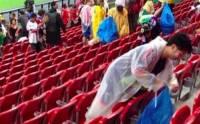 為國爭光不一定要贏波: 日本世界杯 fans 竟自發收拾垃圾