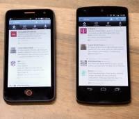 在 Android 上執行 Firefox OS App
