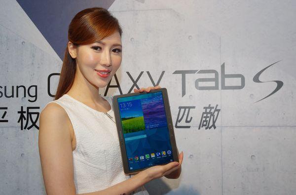 三星 Galaxy Tab S 8.4 與 10.5 在台推出, LTE 版本提供全頻段支援