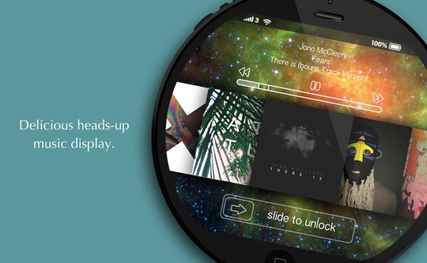 圓形, 多邊形 iPhone 可成真: 超炫新一代「自由螢幕」誕生