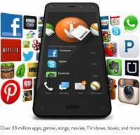亞馬遜力推Fire Phone智慧型手機,不僅硬體規格強大,更重視軟硬整合