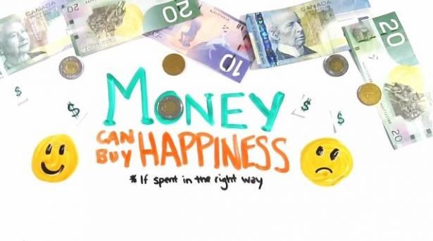 【希平方英文報】金錢能買到幸福嗎?
