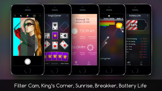 [24/6] iPhone / iPad 限時免費及減價 Apps 精選推介