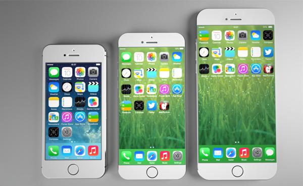 極之可信: iPhone 6 / 巨屏 iPhone 將一同推出, 已定於這個日期