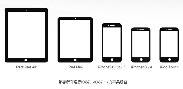 iOS 7.1.x 完美 JB 破解工具突然推出, 不過你未必想安裝