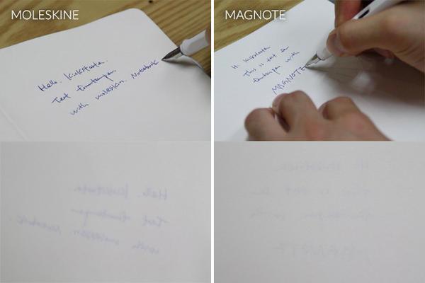 MAGBOOK磁力筆記本為你整理雜亂生活
