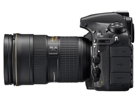 新一代全片幅機種D810無低通濾鏡登場,要價約9萬9台票