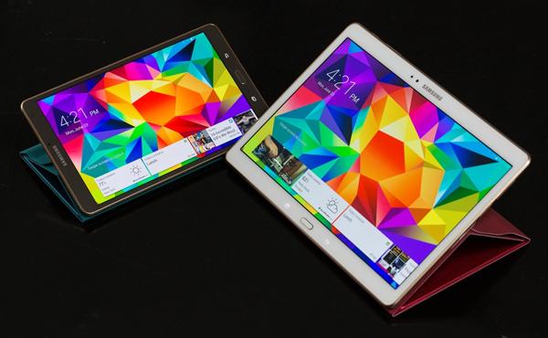 iPad 竟然也被擊敗: Samsung 新平板獲一致評為擁有最佳螢幕
