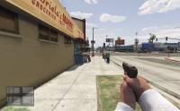 GTA 5 變身 Battlefield 達人成功將 GTA 改成第一身視點遊戲 [影片]
