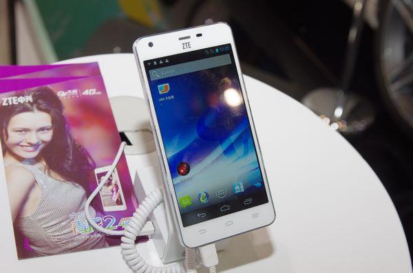 中國電信與高通聯合舉辦的天翼手機交易會直擊