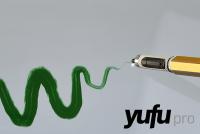 兼具書寫與收藏的HEX3 Yufu極致工藝的數位製圖工程觸控筆