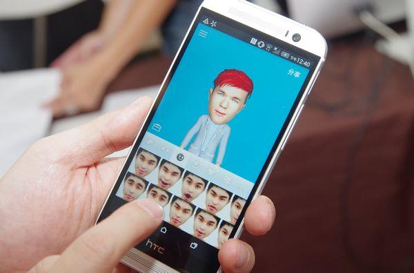 只要一張大頭照就可產生 3D 公仔,啟雲國際推出 3D 拍拍 app