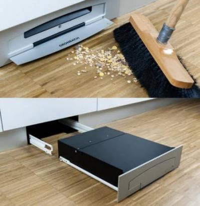 固定式吸塵器 讓你打掃不必滿地跑!