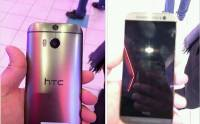HTC One 2 實機再流出 外殼超強金屬感