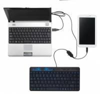 能讓你鍵盤變成一對二的KBtalKing Y Special特殊Y線推出,讓你的手機也能用桌上型鍵盤輸入文字