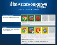 ServiceWorkers 與 Firefox
