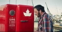 挑戰恥力,唱完國歌送免費冰啤酒的愛國販賣機