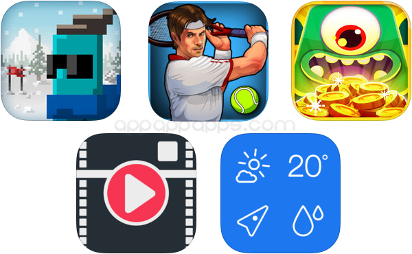 [7/7] iPhone / iPad 限時免費及減價 Apps 精選推介